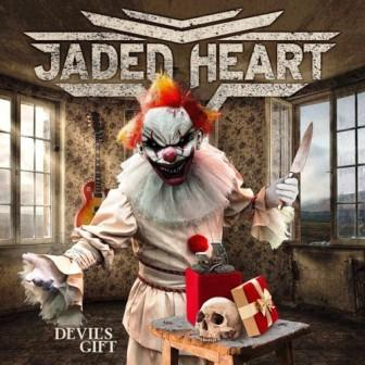 Jaded Heart - Devil's Gift [Limited Edition] (2018) скачать через торрент
