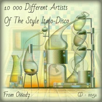10 000 Different Artists Of The Style Italo-Disco From Ovvod7 (52) (2018) скачать через торрент
