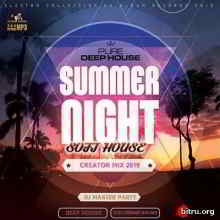 Summer Night: Creaton Soft House Electro Mix (2019) скачать через торрент