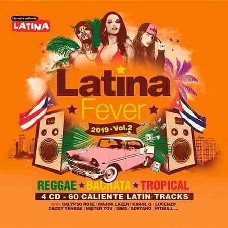 Latina Fever 2019 Vol.2 [4CD]