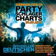 German Top 50 Party Schlager Charts (09.09.2019) (2019) скачать торрент