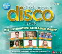 Die deutschen Disco Charts - Die ultimative Schlager Party (3CD)