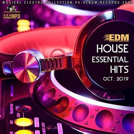 EDM House Essentials Hit