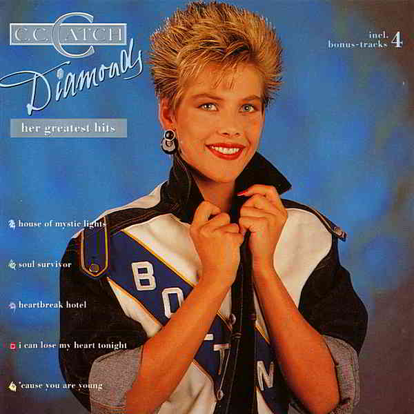 C.C. Catch - Diamonds: Her Greatest Hits [CD-Rip]