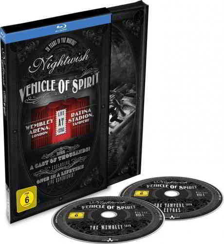 Nightwish - Vehicle of Spirit (Live)