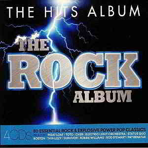 The Hits Album: The Rock Album [4CD]