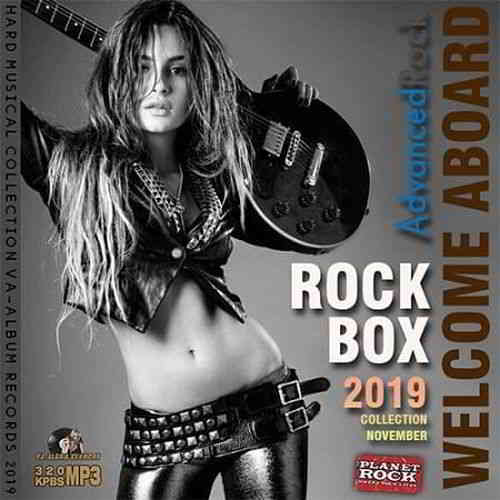 Welcome Aboard: Advanced Rock Box