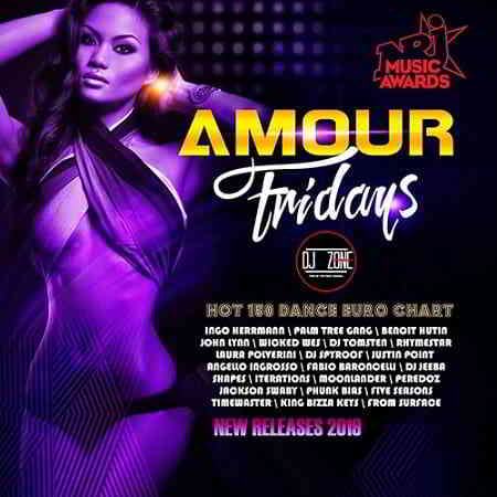 Amour Fridays DJ Zone