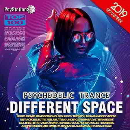 Different Space: Psychedelic Trance