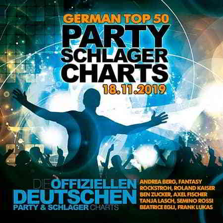 German Top 50 Party Schlager Charts 18.11.2019
