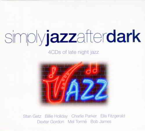 Simply Jazz After Dark [Box Set, 4CD]