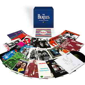 The Beatles - The Singles Collection 2019 торрентом