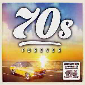70s Forever: The Ultimate Rock & Pop Classics (3CD)
