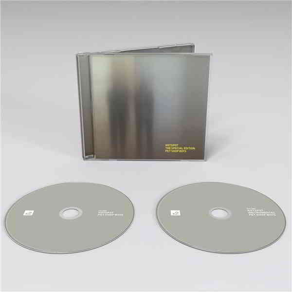 Pet Shop Boys - Hotspot [2CD Special Edition]