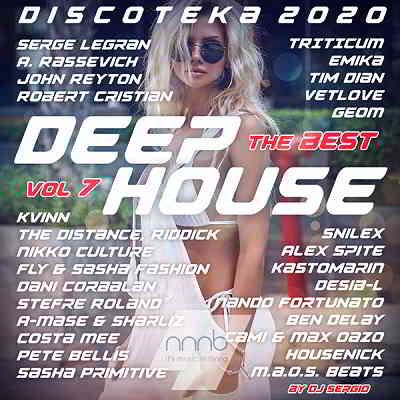 Дискотека 2020 Deep House - The Best Vol. 7