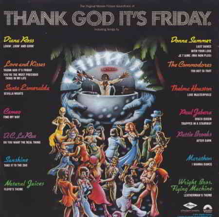 Thank God It's Friday [2CD]