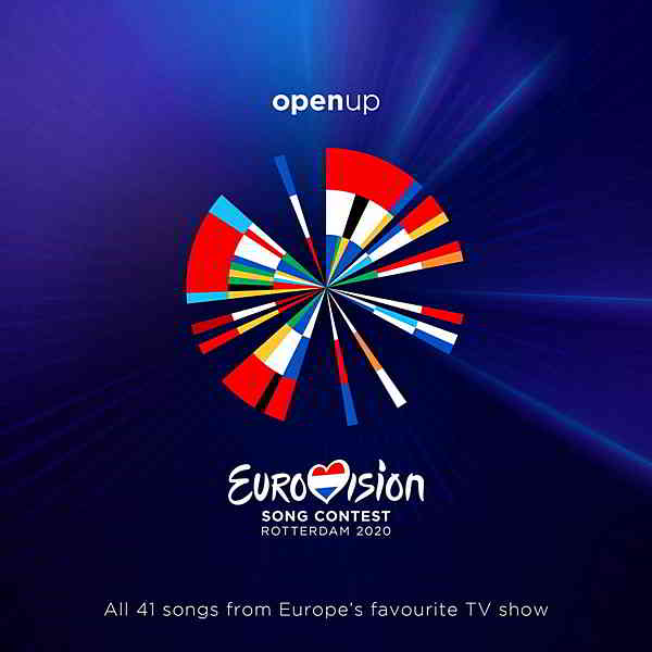 Eurovision Song Contest: Rotterdam 2020 [2CD] (2020) скачать торрент