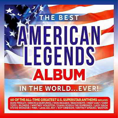 The Best American Legends Album In The World... Ever! [3CD]