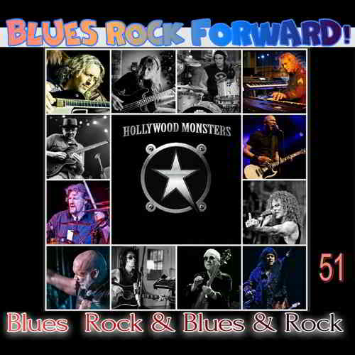 Blues Rock forward! 51 2020 торрентом