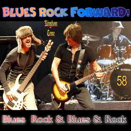 Blues Rock forward! 58