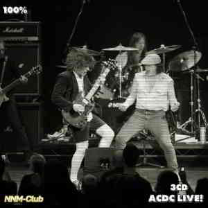 ACDC - 100% ACDC live! (3CD)