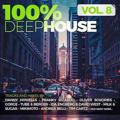 100% Deep House Vol.8