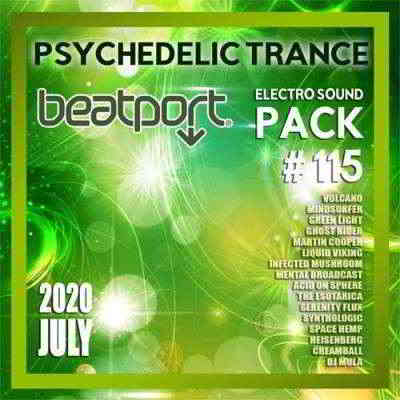 Beatport Psychedelic Trance: Electro Sound Pack #115