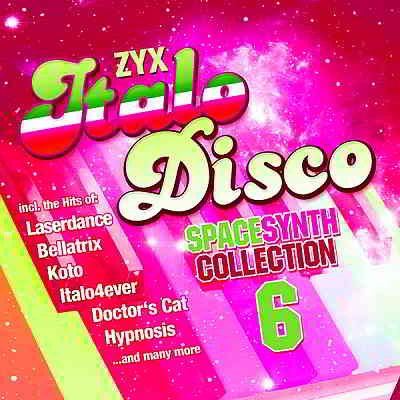 ZYX Italo Disco Spacesynth Collection 6 2020 торрентом